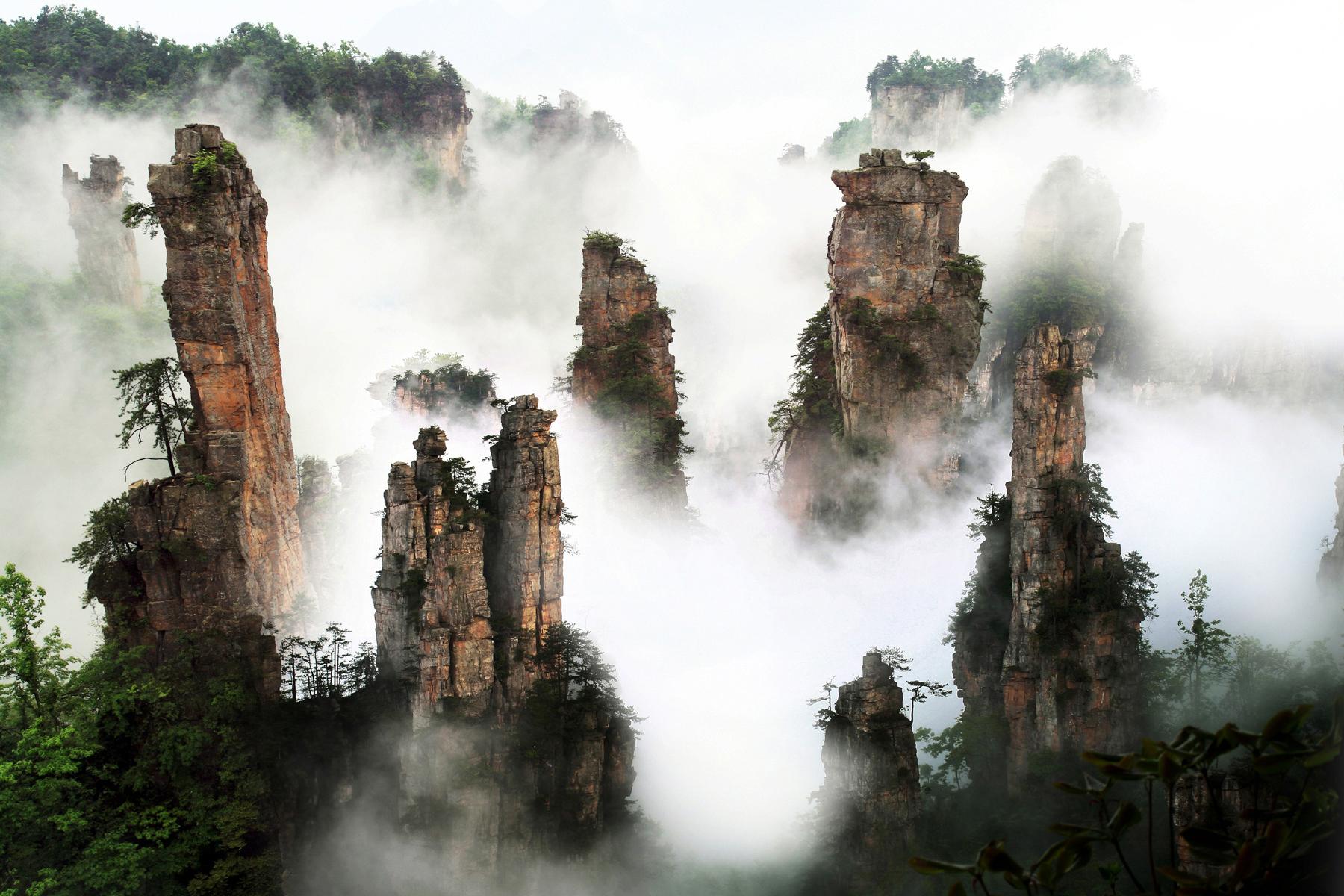 中文 6天魅力湘西長沙鳳凰古城張家界之旅(純玩團) Gw Tours