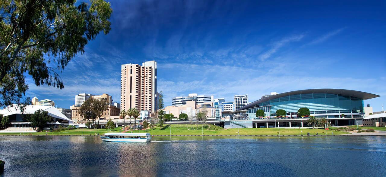 Adelaide Uhrzeit