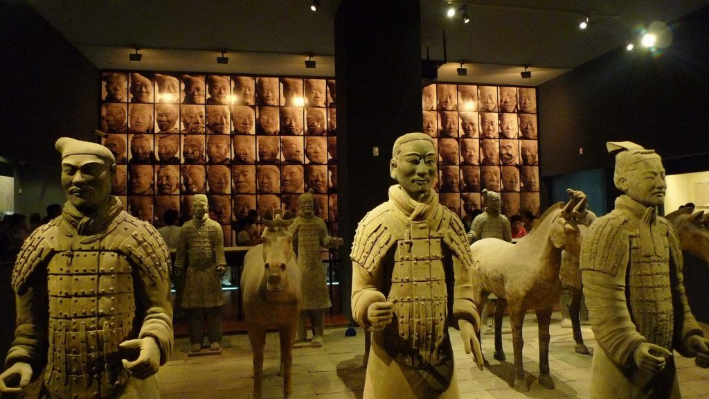 terracotta-army-museumian-shaanxi-china