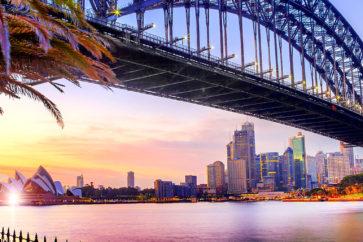 悉尼、黃金海岸、墨爾本10天全航空遊