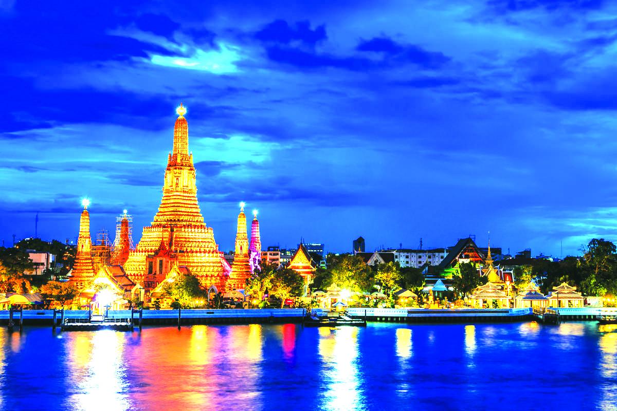 Бангкок паттайя