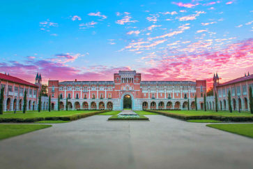 sunset_rice-university
