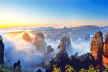 24 Day Magnificent China of Nature