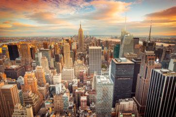曼哈頓,紐約