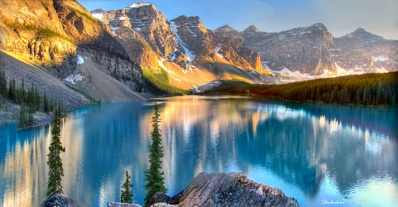 Banff National Park, Alberta, CA