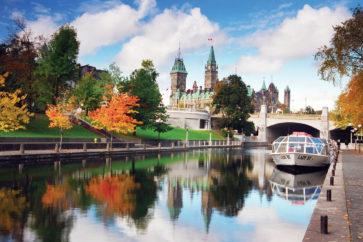 15天  加拿大東西岸楓葉之旅