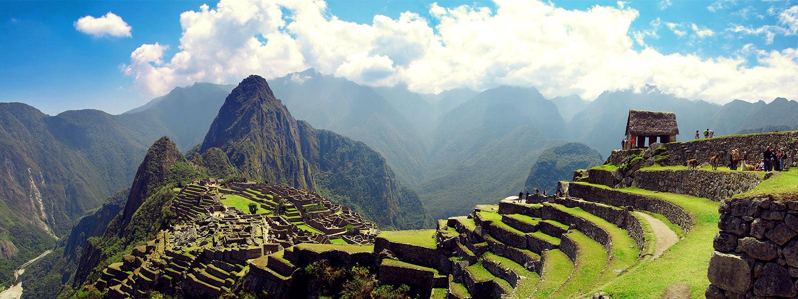 Machu Picchu,Montana, Peru
