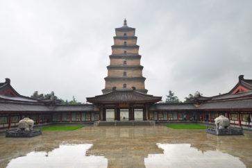 big-wild-goose-pagoda-xian-1