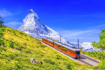 gornergrat-tourist-train-with-matterhorn-mountain-in-the-background